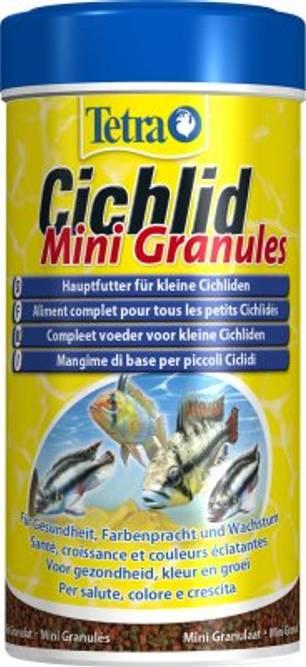 Bilde av Tetra Cichlid Mini Granules